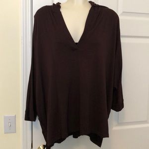 Super soft lounge pullover hoodie size XL